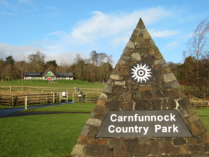 Wild in the Park: NI School of Falconry @ Carnfunnock Country Park | Larne | United Kingdom